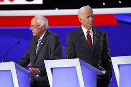 Bầu cử Mỹ 2020: 'Siêu Thứ Ba' – Đảng Dân chủ định hình cuộc đua song mã