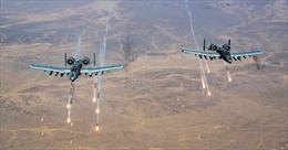 Mỹ không kích các lực lượng Taliban tại Afghanistan