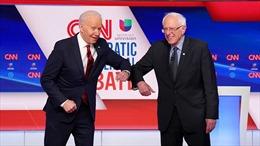 Bầu cử Mỹ 2020: TNS Bernie Sanders ủng hộ ông Joe Biden làm tổng thống
