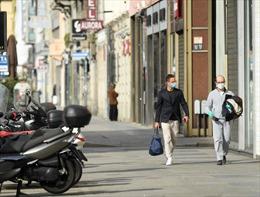 Italy dự kiến nới lỏng phong tỏa dịch COVID-19 từ ngày 4/5