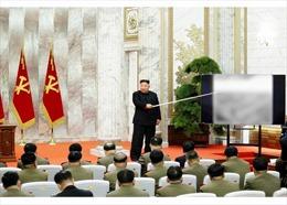 Chủ tịch Kim Jong-un chỉ đạo quân đội Triều Tiên tăng cường khả năng răn đe hạt nhân