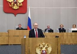 Nga bỏ phiếu về sửa đổi Hiến pháp vào ngày 1/7