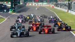Hủy các chặng đua F1 năm 2020 tại Azerbaijan, Singapore và Nhật Bản