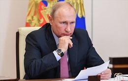 Tổng thống Nga Putin đánh giá nước Mỹ đang khủng hoảng sâu sắc