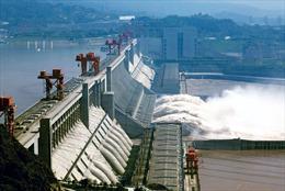 Trung Quốc khẳng định đập Tam Hiệp còn dư khả năng tích nước