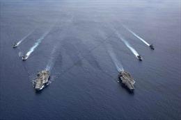 Mỹ bác bỏ các tuyên bố chủ quyền của Trung Quốc trên hầu hết Biển Đông