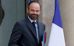 Thủ tướng Pháp Edouard Philippe bất ngờ từ chức