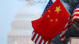 Trung Quốc trừng phạt 11 quan chức Mỹ can thiệp vào vấn đề Hong Kong
