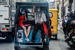 Philippines rơi vào suy thoái kinh tế