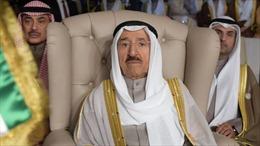 Quốc vương Kuwait Al Sabah qua đời