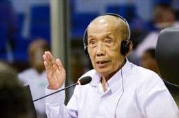 Cựu Giám đốc nhà tù S-21 khét tiếng của Khmer Đỏ Kaing Guek Eav qua đời
