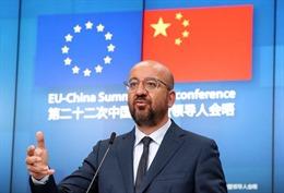 EU kêu gọi Trung Quốc tránh hành động đơn phương ở Biển Đông