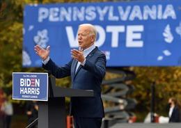 Bầu cử Mỹ: Bang Pennsylvania công bố kết quả chính thức, chiến thắng thuộc về ông Joe Biden