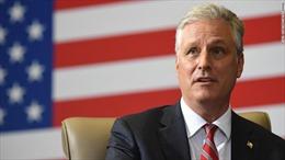 Cố vấn An ninh Quốc gia Mỹ và một loạt quan chức cấp cao Nhà Trắng xem xét từ chức