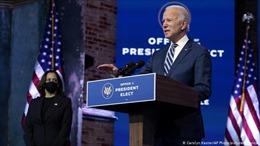 Tổng thống đắc cử Mỹ Biden giới thiệu kế hoạch phục hồi kinh tế 1.900 tỷ USD