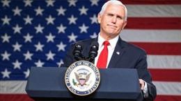 Phó Tổng thống Mỹ Pence chính thức lên tiếng về khả năng kích hoạt Tu chính án 25 để phế truất ông Trump