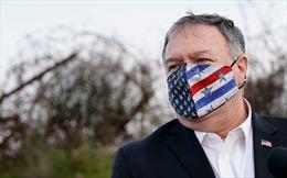 Ông Mike Pompeo hủy chuyến công du cuối cùng trên cương vị Ngoại trưởng Mỹ