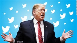 Twitter khoá tài khoản của Tổng thống Trump vĩnh viễn