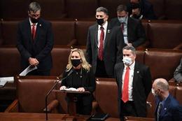 Hạ viện Mỹ bác đơn phản đối kết quả bầu cử tổng thống ở Pennsylvania