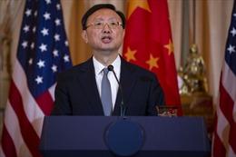 Trung Quốc kêu gọi Mỹ khôi phục quan hệ