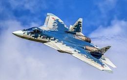 Không quân Nga tiếp nhận siêu máy bay SU-57 đầu tiên