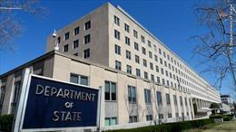Mỹ tuyên bố duy trì cam kết ngoại giao với Triều Tiên