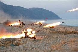 Nhóm G7 ra tuyên bố chung thể hiện quyết tâm phi hạt nhân hóa Triều Tiên