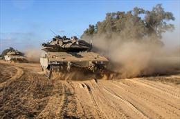 Israel mở chiến dịch tấn công trên bộ nhằm vào Dải Gaza, xung đột leo thang nghiêm trọng