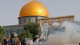 Đụng độ bùng phát giữa binh sĩ Israel và người biểu tình Palestine sau lệnh ngừng bắn