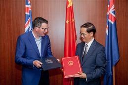 Trung Quốc đình chỉ đối thoại kinh tế cấp cao với Australia