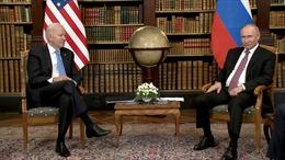 Hội nghị Thượng đỉnh Nga-Mỹ khai mạc tại Geneva