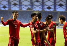 Vòng loại World Cup 2022: UAE - Việt Nam quyết đấu