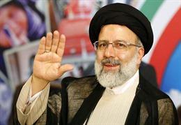 Ứng viên đường lối bảo thủ Seyyed Raisi được bầu làm Tổng thống Iran