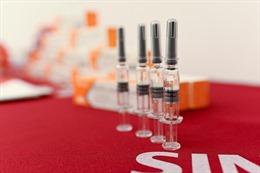 Hơn 50 quốc gia trên thế giới sử dụng vaccine COVID-19 của Trung Quốc