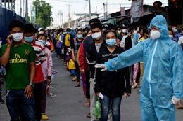 COVID-19 tại ASEAN hết 21/6: Toàn khối trên 88.400 ca tử vong; Indonesia vượt ngưỡng 2 triệu ca bệnh
