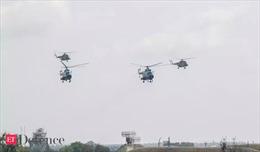 Hải quân Nga rầm rộ tập trận bắn đạn thật tại Biển Đen