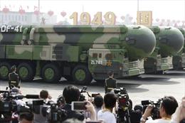 Ảnh vệ tinh cho thấy Trung Quốc xây hơn 100 hầm tên lửa đạn đạo