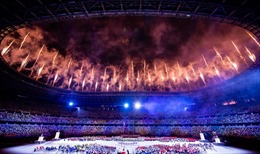 Lễ bế mạc Paralympic Tokyo 2020 đầy xúc động