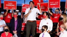 Đảng Tự do không giành đủ đa số ghế, Thủ tướng Canada Trudeau sẽ thành lập chính phủ thiểu số