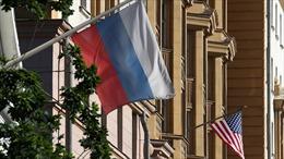 Moskva không loại trừ khả năng tạm ngừng hoạt động cơ quan ngoại giao Nga, Mỹ