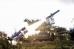 Hệ thống tên lửa bờ của Nga diễn tập, thể hiện sức mạnh