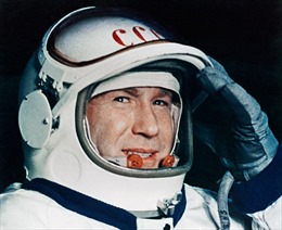 Vĩnh biệt nhà du hành vũ trụ huyền thoại Liên Xô Alexei Leonov