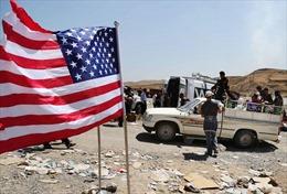 Thủy quân lục chiến Mỹ tập trận chung với phiến quân Syria