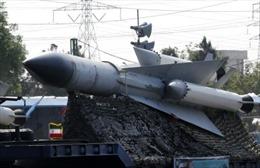 Iran trình làng tên lửa đạn đạo thế hệ tiếp theo
