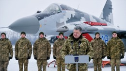 Ukraine huy động quân dự bị, Nga tăng cường 4 tàu chiến cho Hạm đội Biển Đen