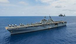 Căng thẳng thương mại leo thang, Trung Quốc không cho tàu chiến Mỹ cập cảng Hong Kong
