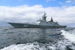 Hạm đội Baltic của Nga điều tàu tới cứu phà chở khách bốc cháy