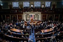 Hạ viện Mỹ bỏ phiếu thông qua việc luận tội Tổng thống Trump