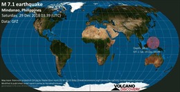 Động đất tại Philippines: Dự báo mức độ nguy hiểm của sóng thần đã giảm