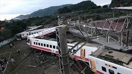 Gần 200 người thương vong trong vụ tai nạn đường sắt kinh hoàng ở Đài Loan